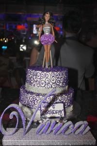 Vivica's Bday Cake