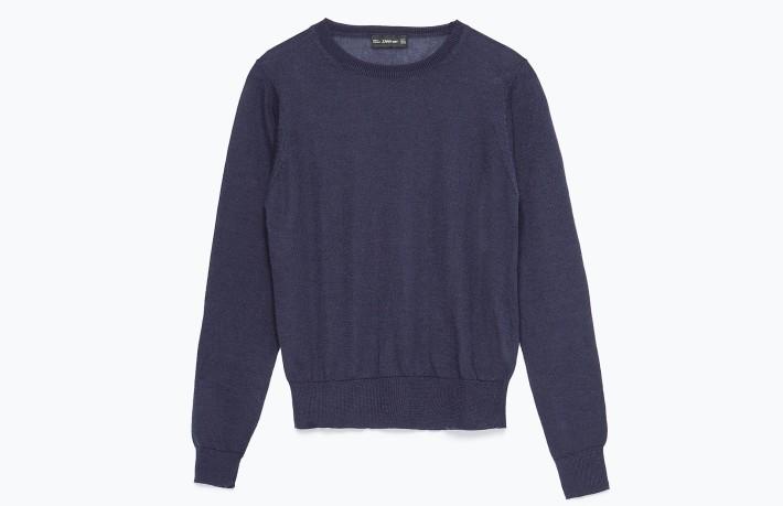 knit sweaterZARA