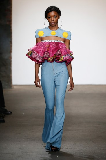 Nolcha Shows During New York Fashion Week Women's Fall/Winter 2016 Presented By Neogrid - Fine Art Of Fashion